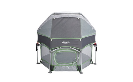 Graco Pack 'n Play Sport Playard, Parkside, One Size a799a3d9-3592-40e9-8d5f-ccad120f3244
