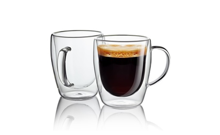 Set of 2 Double-Wall Insulated Coffee Mug Glass Cup with Gift Box c97c8b37-bd13-4fc8-bc7e-e2477fba44d6