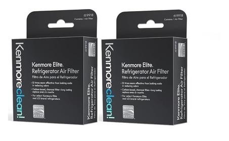 Kenmore Elite 9918 Refrigerator Air Filter, 2 pack photo