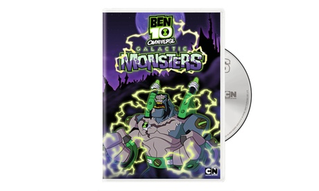 Cartoon Network: Ben 10 Omniverse - Galactic Monsters 4f098f0f-e73d-4e4b-99e7-8306c297a702