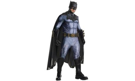 Batman v Superman: - Mens Batman Grand Heritage Costume 25236b82-474c-41b0-ba33-d33de63d8e03