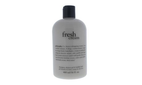 Fresh Cream Shampoo, Shower Gel & Bubble Bath dc528196-d5c7-4608-8aff-1fdaa99ec819
