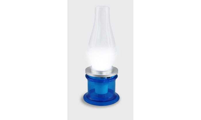 Retro Lampen Led : Retro led magic lamp with built in blow on off feature groupon