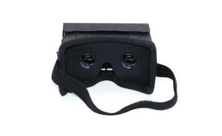 Cardboard 3D VR Virtual Reality Headset Movie Games Glasses For Phones 6de4d002-f30c-4d10-9779-cac250b10693