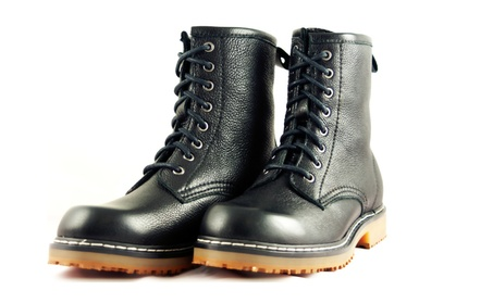 Women's Slip and Oil Resistant Work Leather Trendy Boot 520fbf94-33df-45c0-be69-758ea8ac99bb
