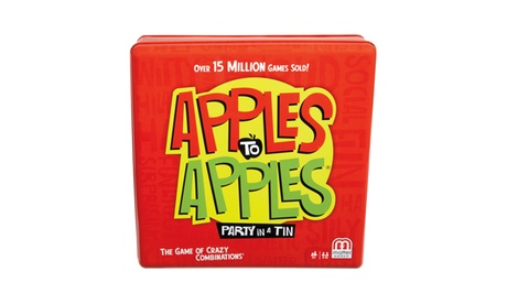 Apples to Apples Party Tin 44678197-d77d-4969-89d2-58aaa099f17d