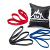 Black Mountain Products Resistance Exercise Band (1- or 3-Pack)