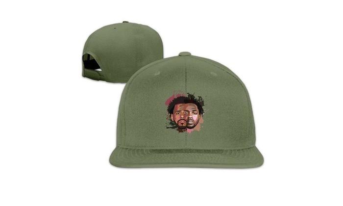 f41e4e931 Adjustable Kendrick Lamar & J Cole Snapback Caps Dad Hats