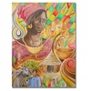 Djibrirou Kane 'Fulani Beauty' Canvas Art