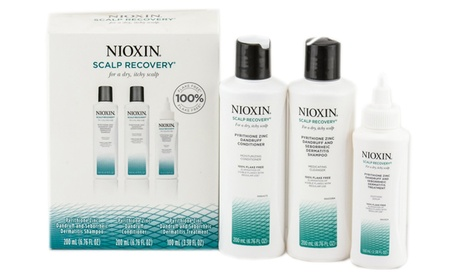 Nioxin Scalp Recovery System Kit for a dry, itchy scalp 817301ec-e7ae-4e0f-9854-f199f91cb60a