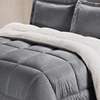 Classic Collection Sherpa Comforter Set