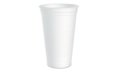 Dart DCCY32 32 oz Conex Galaxy Polystyrene Plastic Cold Cups 0279d41e-d0b0-4a2f-977d-45232e7783b0