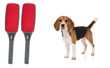 2 Pack Magic Lint Brush Pet Hair Remover Clothing 77f34446-6df3-4fbe-86db-8bc758a03b7d