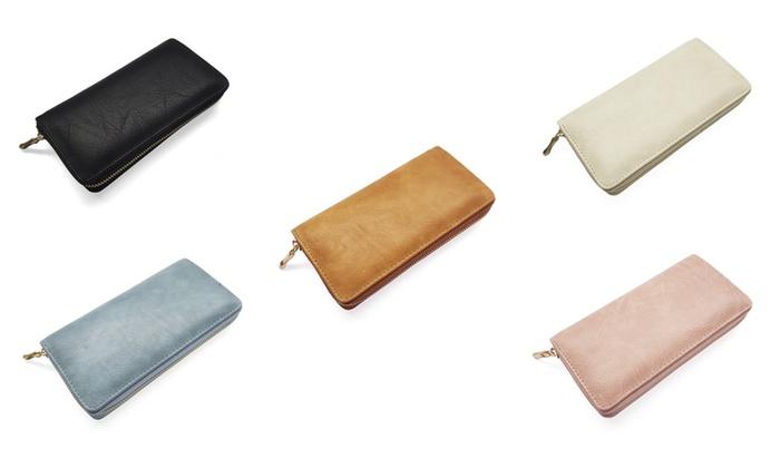 Riah Fashion: Faux Cuir Wallet
