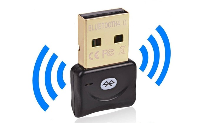 Mini Wireless Bluetooth CSR4.0 Dual Mode USB Adapter Dongle Receiver For Laptop