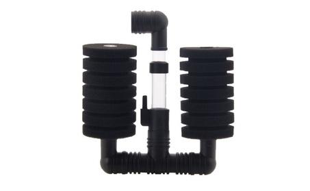 "Aquarium Biochemical Sponge Filter Fish Tank Air Pump fit for 11.81"" 874cd8fa-8be6-41d6-aed5-e4ebb39aa5ba"