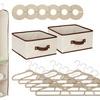 24 Piece Nursery Storage Set