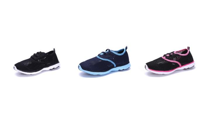 fa8197cbc1b6b Sea Kidz Kids Water Sneakers Shoes - Waterproof Watershoes Unisex ...