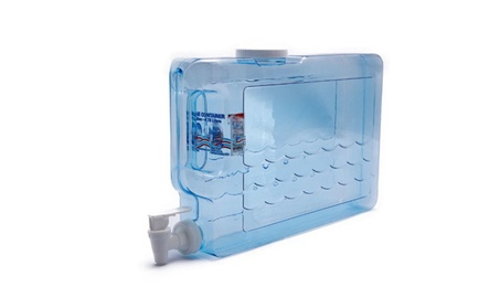 New Beverage Dispenser Blue Water Dispenser Bottle 4.7 L e25b9735-002a-4dd1-a643-ed0970be7707