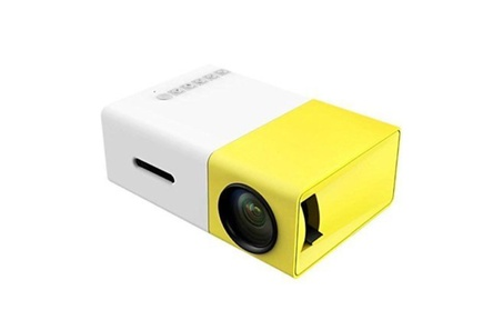 Hd projectors usa for Miroir hd mini projector mp150a