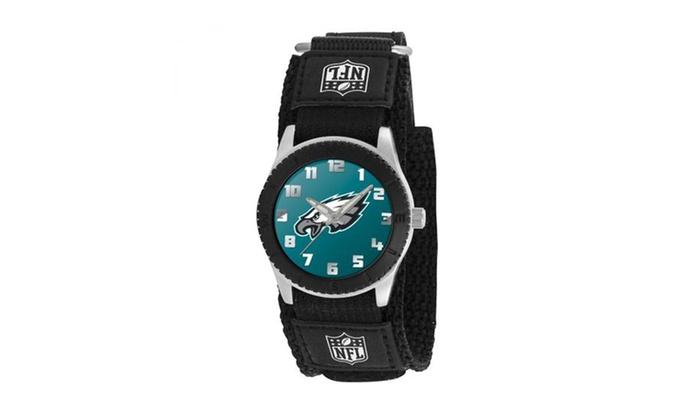 Philadelphia Eagles Kids Watch – Rookie Black