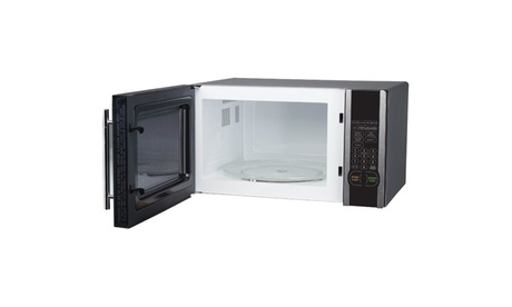 Magic Chef Stainless Steel Microwave With Digital Touch photo