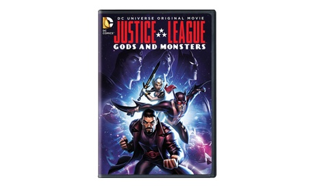 Justice League: Gods and Monsters (DVD) f6ecab17-d8cc-44c6-ad97-bdb38ed060b6