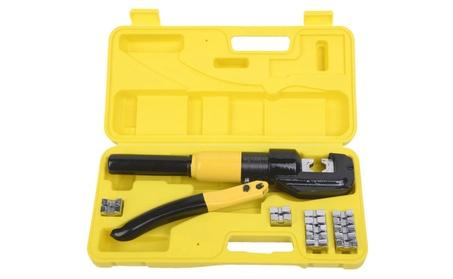 8 Ton Hydraulic Wire Terminal Crimper Battery Cable Lug Crimping Tool 7e1d0de7-2521-4c57-8cd6-1bf1bea58b03