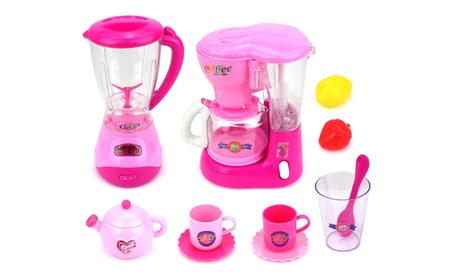 Mini Dream Kitchen 2 Pretend Play Toy Kitchen Appliances Playset 78f0af28-a8fd-433b-ab9c-a007eaf964f8