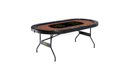 10 Player Poker Table 861bdef8-2a8b-4607-befb-b43d26382ecf