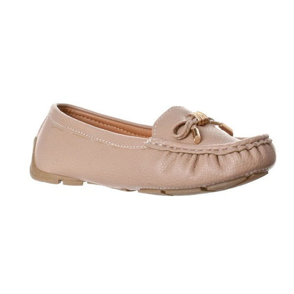 Forever Link Girls Jimmi-05K Moccasin Style Loafers