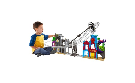Fisher-Price Imaginext DC Super Friends Super Hero Flight City 6e029212-2632-4ddb-91e2-be517c04162a