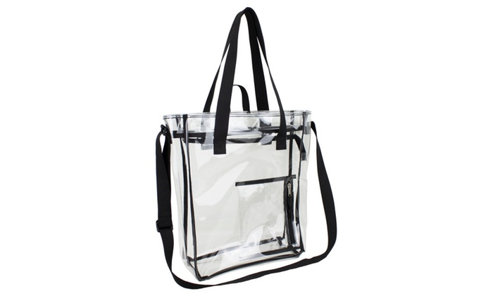 Eastsport Clear Tote
