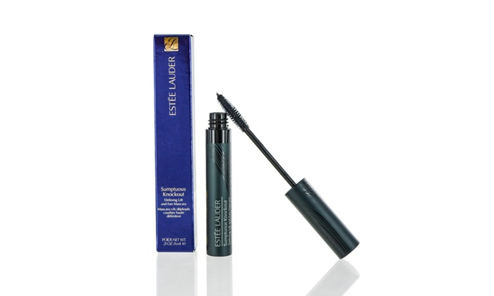 e086ec6db54 Estee Lauder Sumptuous Knockout Defining Lift & Fan Mascara | Groupon