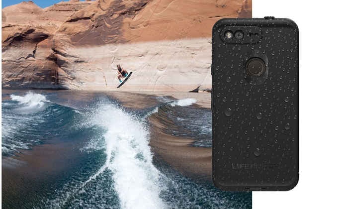 the latest 966f6 bea0b Lifeproof Fre Series Waterproof Case for Google Pixel