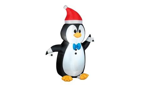 Gemmy 88305 Airblown Tuxedo Penguin Inflatable, Fabric 8480a1b9-4062-4699-abd6-c81bfefc7d80