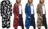 Women Girls Open Front Sweaters Tops Knit Kimono Cardigans Sweater Outwears