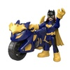 Imaginext Batgirl & Cycle Fisher-Price DC Super Friends Figure Bike