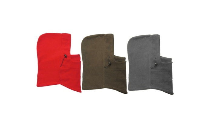 Winter Cold Weater Storm Fleece Full Face Mask Winter Special