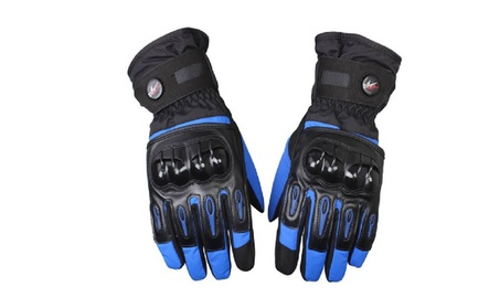 Waterproof Full Finger Motorcycle Gloves 92890d67-4f64-47c5-be76-b1516b1bc22d
