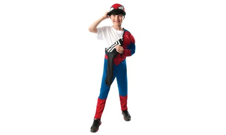 Ultimate Spider-Man Reversible Kids Costume a82221e4-d88b-4750-8e74-c9c46cc9c9de