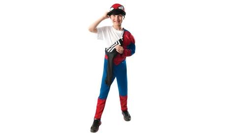 Ultimate Spider-Man Reversible Kids Costume a82221e4-d88b-4750-8e74-c9c46cc9c9de