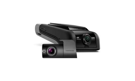 Thinkware U1000 4K UHD Wi-Fi Dash Cam and Rear View Camera Bundle with ADAS