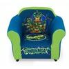 Teenage Mutant Ninja Turtles Plastic Frame Upholstered Kids Chair
