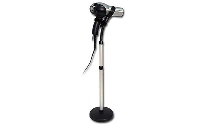 Professional Women's Stand Up Hair Dryer Adjustable Height