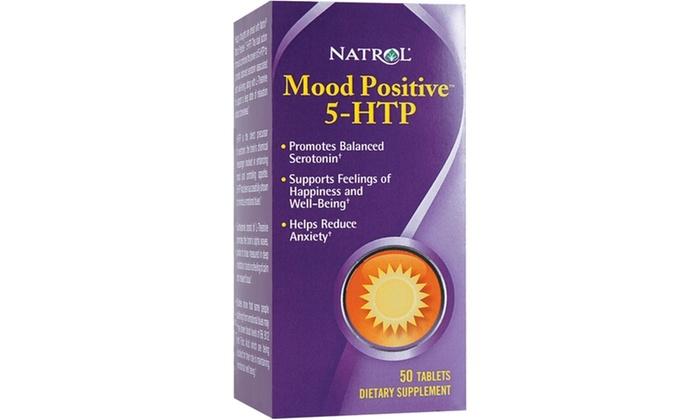 ... Natrol Mood Positive 5-HTP