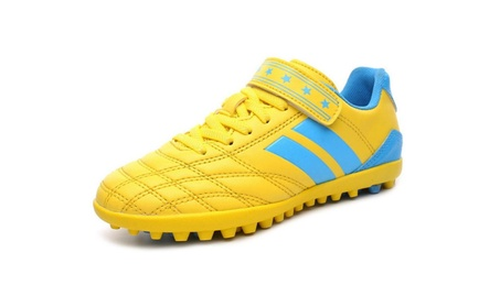 Boys Girls Outdoor/Indoor Soccer Shoes Football Training Cleat Shoes 54dba5b0-d12b-4cf1-a904-9346430224a4