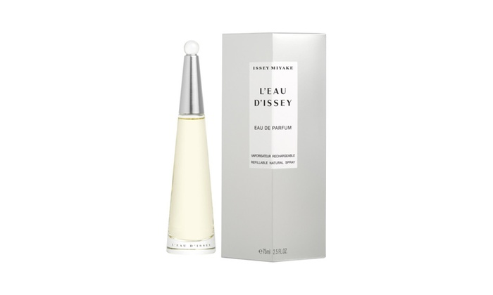 Passion Depot: Issey Miyake L'eau D'Issey 2.5 OZ 75 ML Refillable EDP For Women