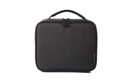 ROWNYEON Portable Travel makeup bag / Makeup Case / Mini Makeup