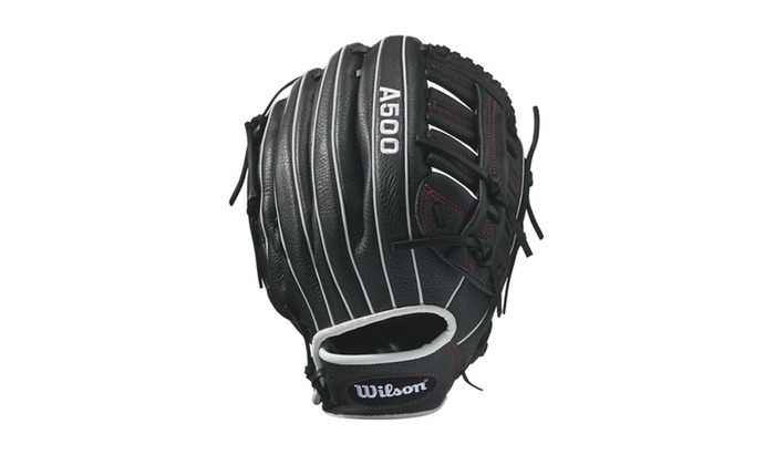 Wilson A500 All Positions 12.5in Baseball Glove-RH